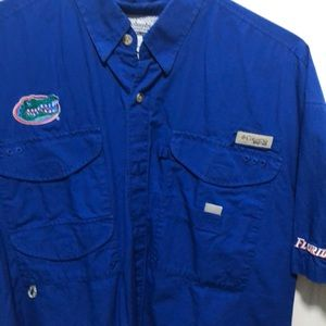 FL gator Columbia shirt